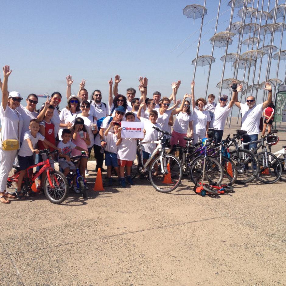 Χορηγία στο 6ο Διεθνές Ποδηλατικό Διήμερο