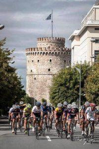 7ο διεθνές ποδηλατικό διήμερο λευκός πύργος