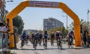 ποδηλάτες makedonia palace